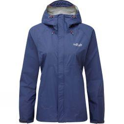 Rab Womens Downpour Jacket Twilight