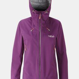 Rab Womens Arc Jacket  Berry