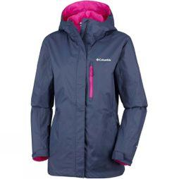 Columbia Womens Pouring Adventure Jacket Nocturnal