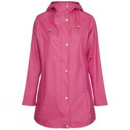 Ilse Jacobsen Womens Rain87 Rain Coat Warm Pink
