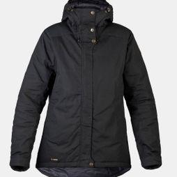 Fjallraven Skogsö Padded Jacket W Black