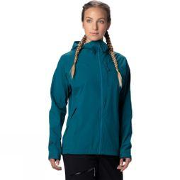 Mountain Hardwear Womens Stretch Ozonic Jacket Dive