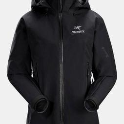 Arc'teryx Womens Beta AR GTX Jacket Black