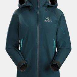 Arc'teryx Womens Beta AR GTX Jacket Labyrinth
