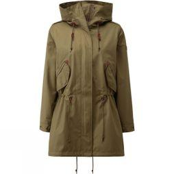 Aigle Womens Brokefielder Jacket Lithop