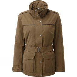 Aigle Womens Parcours LD Jacket Brown