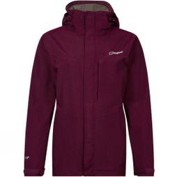 Berghaus Womens Hillwalker Long IA Jacket Winter Bloom