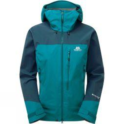 Mountain Equipment Womens Manaslu Jacket Tasman Blue/Legion Blue