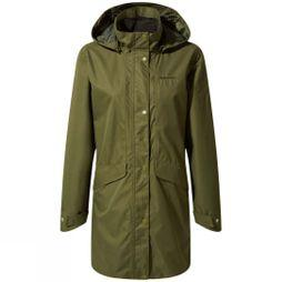 Craghoppers Womens Aird Jacket Parka Green