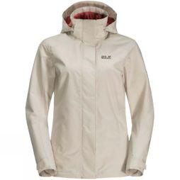 Jack Wolfskin Women's Eskdale Jacket Dusty Grey