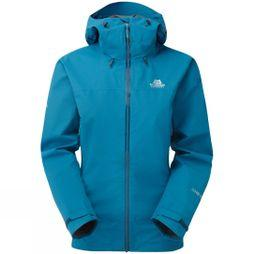 Mountain Equipment Womens Garwhal Jacket Ink Blue