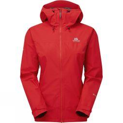 Mountain Equipment Womens Garwhal Jacket Imperial Red