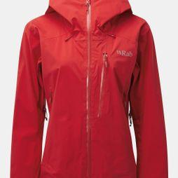 Rab Womens Firewall Jacket Ruby