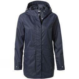Craghoppers Womens Madigan Classic III Jacket Blue Navy