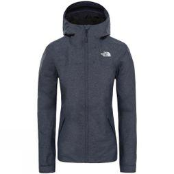 The North Face Women's Nevero Jacket Urban Navy/White Heather