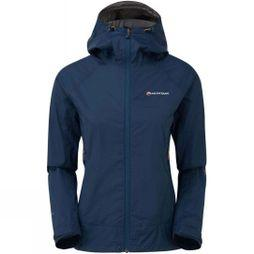 Montane Women's Atomic Jacket Narwhal Blue
