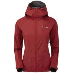 Montane Women's Atomic Jacket Tibetan Red