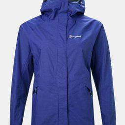 Berghaus Womens Alluvion Shell Jacket Spectrum Blue