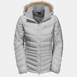 Jack Wolfskin Womens Selenium Bay Grey Haze