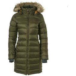 Rab Womens Deep Cover Parka Army