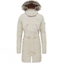 The North Face Women's Zaneck Parka Peyote Beige
