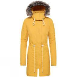 The North Face Women's Zaneck Parka Golden Spice