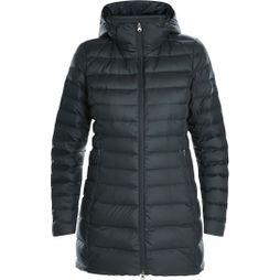 Berghaus Womens Hudsonian Long Down Jacket Jet Black