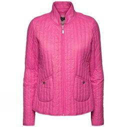Ilse Jacobsen Womens Quilt03 Light Quilt Jacket Warm Pink