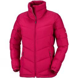 Columbia Womens Pike Lake Jacket Pomegranate