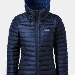 Rab Womens Microlight Alpine Jacket 2018 Blueprint/Celestial