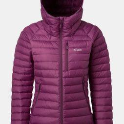 Rab Womens Microlight Alpine Jacket 2018 Violet