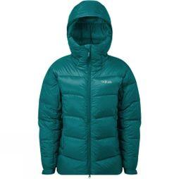 Rab Womens Positron Pro Jacket Atlantis / Seaglass
