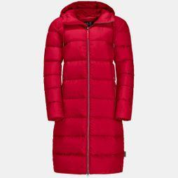 Jack Wolfskin Jack Wolfskin Womens Crystal Palace Coat Ruby Red