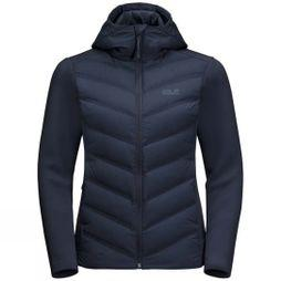 Jack Wolfskin Womens Tasman Jacket Midnight Blue