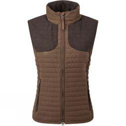 Aigle Womens Luyne LD Vest Brown