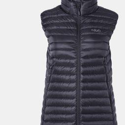 Rab Womens Microlight Vest Steel / Passata