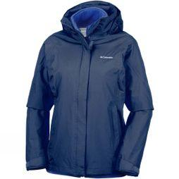 Columbia Womens Venture On Interchange 3-in-1 Jacket Nocturnal