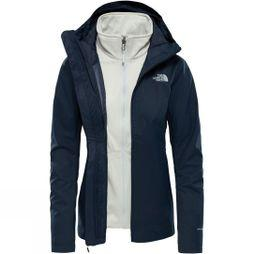 The North Face Womens Tanken Triclimate Jacket Urban Navy/Tin Grey
