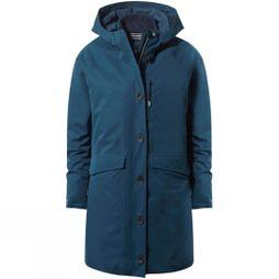 Craghoppers Womens Dunoon 3in1 Jacket Loch Blue