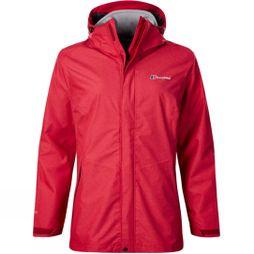 Berghaus Womens Elara Gemini 3in1 Jacket Light Dusk Cerise Marl / Light Quarry Marl
