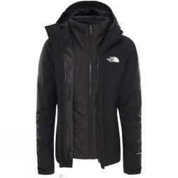 The North Face Women's Synthetic Insulated Triclimate Jacket Tnf Black