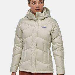Patagonia Womens Down With It Jacket Dyno White