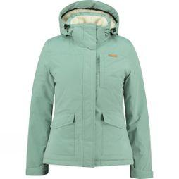 Ayacucho Womens Highland Winter II Jacket Agave