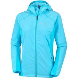 Columbia Womens Sweet As Softshell Hoodie Atoll