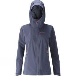 Rab Womens Kinetic Plus Jacket Steel
