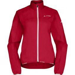 Vaude Womens Air Jacket II Indian Red