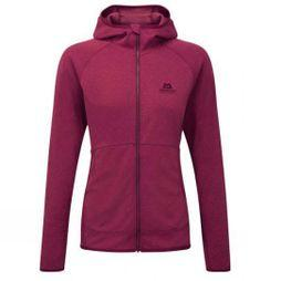 Mountain Equipment Womens Calico Hooded Jacket Cranberry