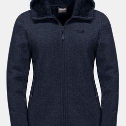 Jack Wolfskin Womens Lakeland Jacket Midnight Blue