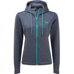 The North Face Womens Selsley Fleece Grisaille Grey/Ion Blue