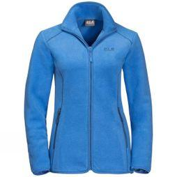 Jack Wolfskin Womens MoonShine Altis Fleece Zircon Blue